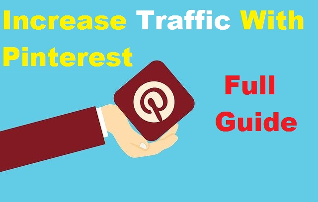 Pinterest Se Blog Website Par Traffic Kaise Badhaye