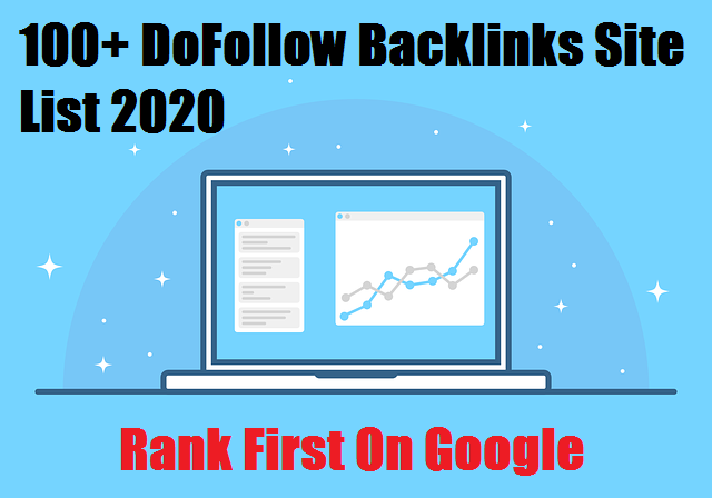 DoFollow Backlinks Sites In 2020