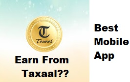 How to earn money from taxaal app